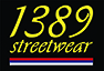 1389streetwear – world Logo