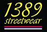 1389streetwear – rs Logo